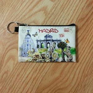 Handbags - Spain Madrid souvenir coin purse